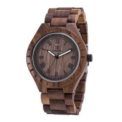 Dřevěné hodinky Slenders walnut