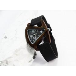 Dámské hodinky ze dřeva Triangolo