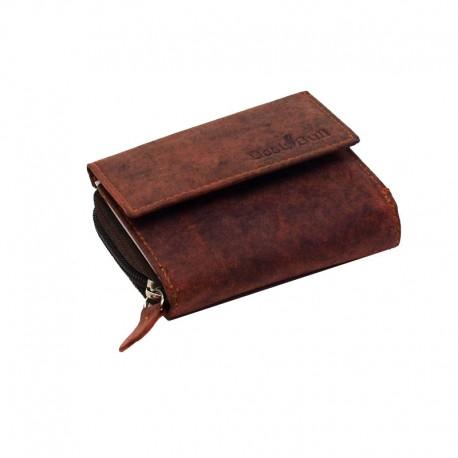 Dámská peněženka z kůže